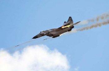 Екшън в небето над Сирия! F-22 Raptor пречил на руски Су-25
