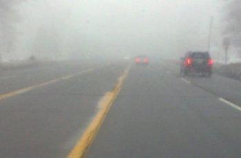 Карайте внимателно на магистралата, има мъгла