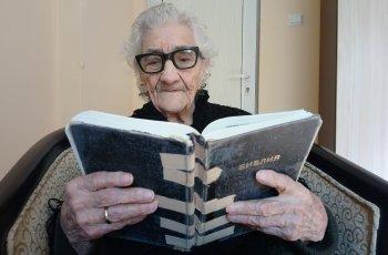 97-годишна арменка навърши официално 101
