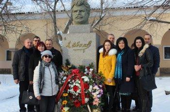 В Славовица отбелязаха 139-години от рождението на Ал. Стамболийски