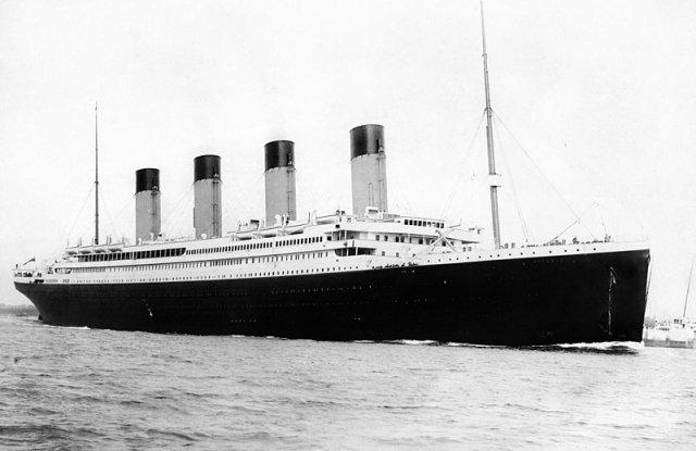 """Датата 12 април: Провеждат първите изпитания на """"Титаник"""""""