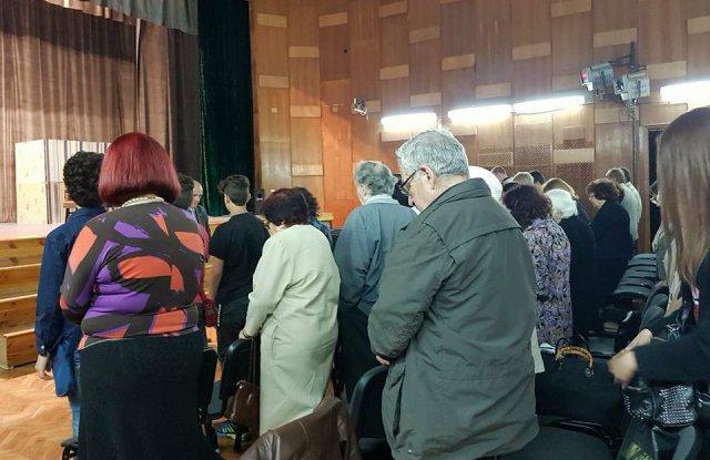 Арменците в Хасково с театрално представление