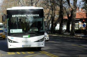 """Възстановиха маршрута на автобусите по бул. """"Руски"""""""