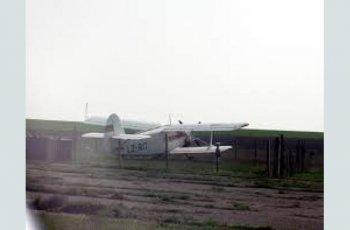 Авиошоу на летището в Пищигово