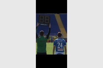 16-годишният пазарджиклия Томислав Папазов с дебют за Левски