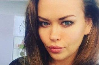Сестрата на Ирина Шейк я задмина по красота СНИМКИ