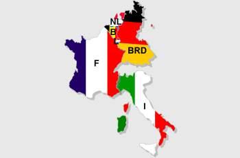 Денят 23 юли: Полагат се основите на общия пазар в Европа