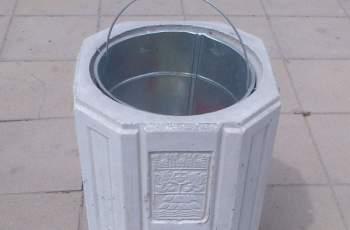 """В Район """"Северен"""" поставиха нови кошчета за отпадъци"""