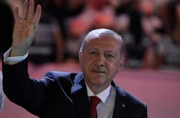 Ердоган строи президентски дворцов комплекс