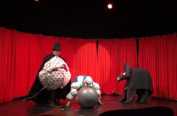 Първата премиера на театъра е посветена на децата