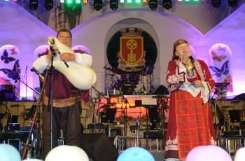 Дъжд, космическа музика и заря за празника на Хасково