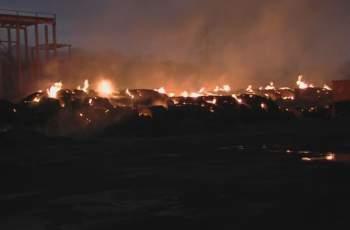 """Стана ясна причината за пожара в ТЕЦ """"Сливен"""""""