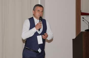 Иван Стоянов представи на национален форум наши иновации