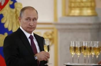 Владимр Путин на 66 г., ето как празнува