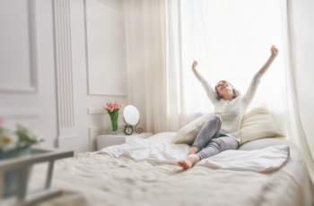 Знаете ли тези трикове за бързо събуждане