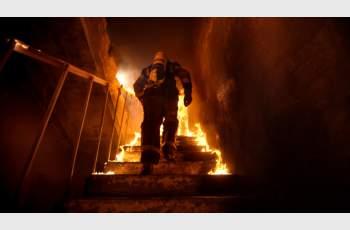 Старци загинаха в пожар, подозират сина им