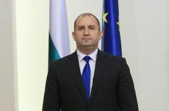 Президентът Румен Радев на аудиенция при кралицата