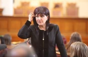 Караянчева е жестоко обидена на Светослав Иванов