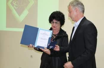Областният управител поздрави д-р Ирина Караманова