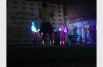 След скандала: 28 души събра концертът фантом СНИМКИ