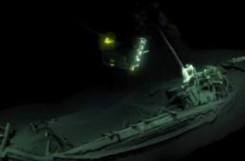 Откриха най-старият кораб в света на дъното на Черно море