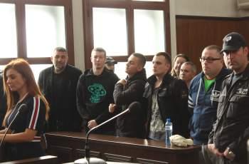 Осъдиха Райфъла на 13 години затвор