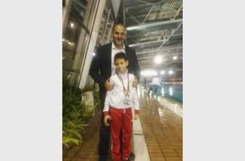 """Пет медала за плувците на Шампион от """"Замората"""""""