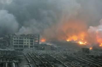 Избухна химически завод, броят жертвите