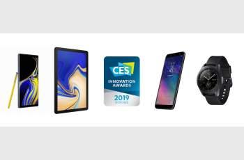 Samsung печели 30 награди CES 2019 за иновации