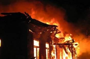 Старица изгоря в къщата си, прибраха сина й