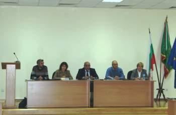 Обсъдиха варианти за бъдещия газопровод до Средногорието
