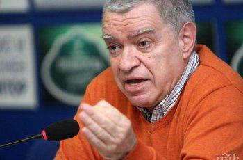 Проф. Константинов: Без протести властта се самозабравя