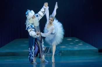 """Балетът """"Снежанка"""" за първи път в България!"""