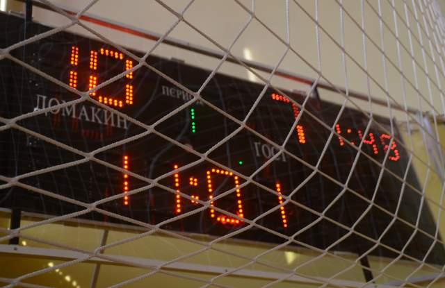 ХК Хасково победи Етър с гол в последните секунди