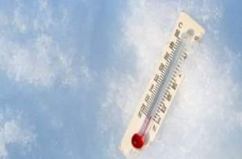 Краткотраен снеговалеж и температури около нулата