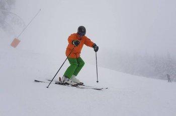 Пловдивските управници стягат ските след първия сняг СНИМКИ