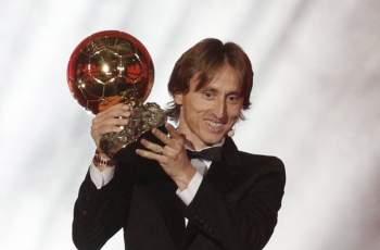 """""""Златната топка"""" е за Лука Модрич"""