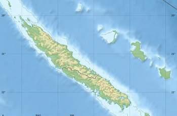 Нова Каледония чака цунами