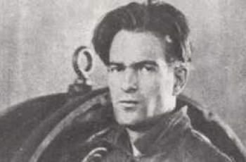 Никола Вапцаров се ражда на 7 декември 1909 г.