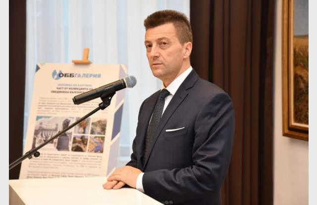 Петър Андронов - председателят на Асоциацията на банките в България