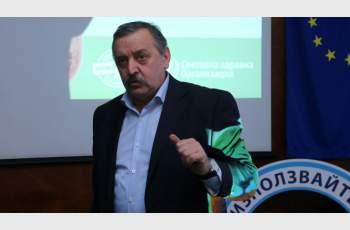 Проф. Кантарджиев с шокираща новина за COVID-19