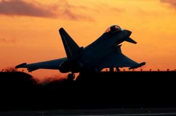 Екшън в небето с британски и руски самолети