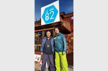 Скиор на 94 откри сезона в Пампорово