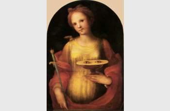 Почитаме Св. девойка Лучия