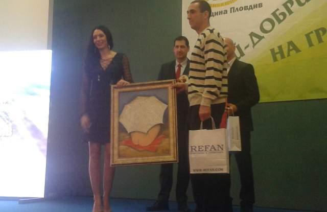 Валери Димитров е Спортист на Пловдив, Алекс Начева е №1 при талантите - 3