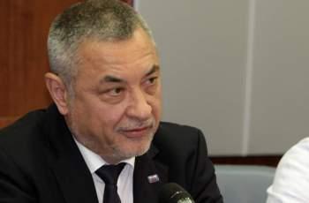 Валери Симеонов зае нова длъжност в парламента