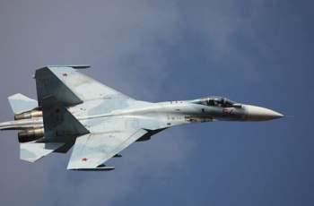 Украински изтребител се разби, пилотът загина