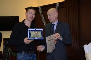 Спортист на годината за 2018 г. в Хасково СНИМКИ