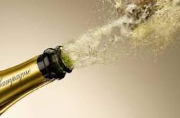 Как се отваря шампанско?