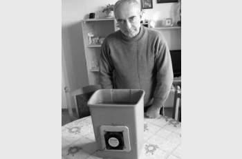 Карловски моряк изобрети домашен противогаз